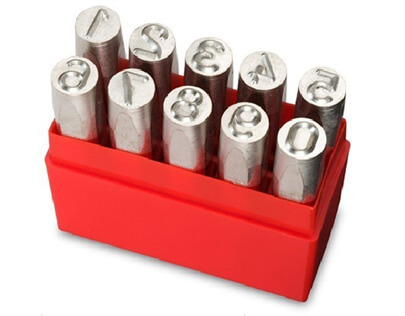 Hand Held Numeric Punches